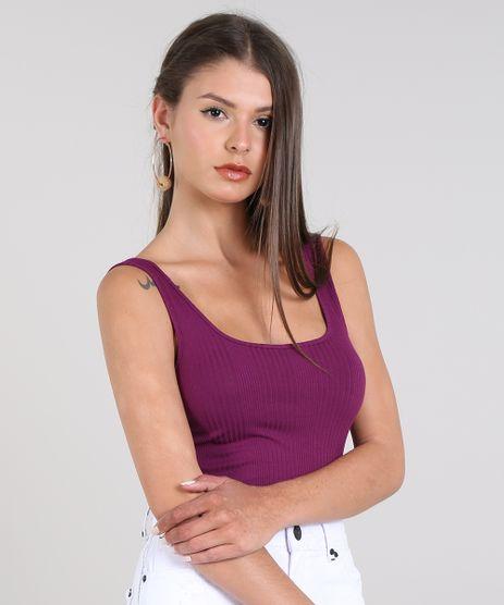 Regata-Feminina-Basica-Canelada-Decote-Redondo-Roxa-9478967-Roxo_1