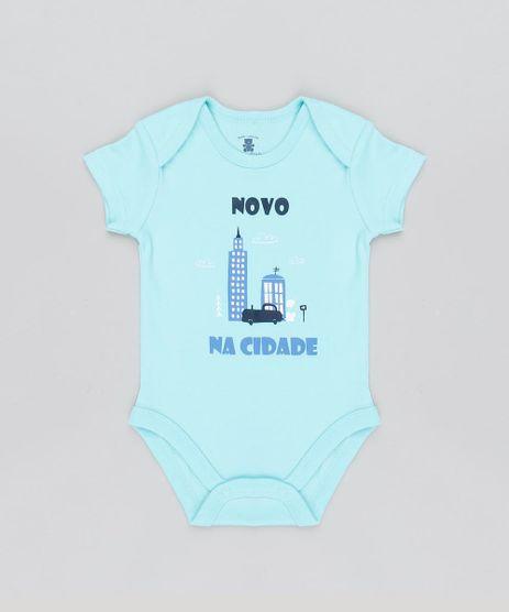 Body-Infantil--Novo-na-Cidade--Manga-Curta-Gola-Careca-Verde-Agua-9457055-Verde_Agua_1