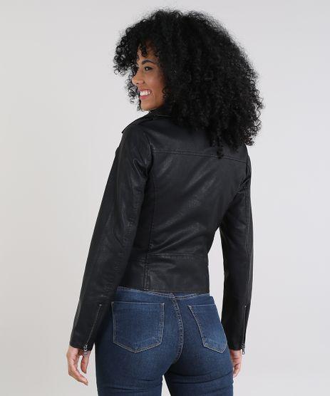 60a189c1c Jaqueta-Biker-Feminina em promoção - Compre Online - Melhores Preços ...