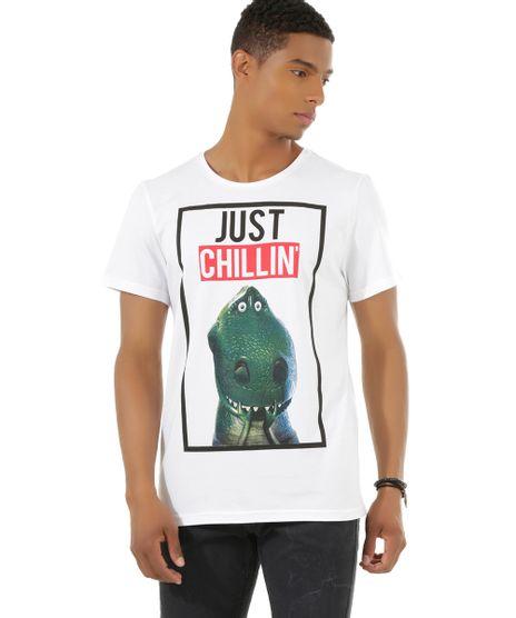 Camiseta-Toy-Story--Just-Chillin--Branca-8519335-Branco_1