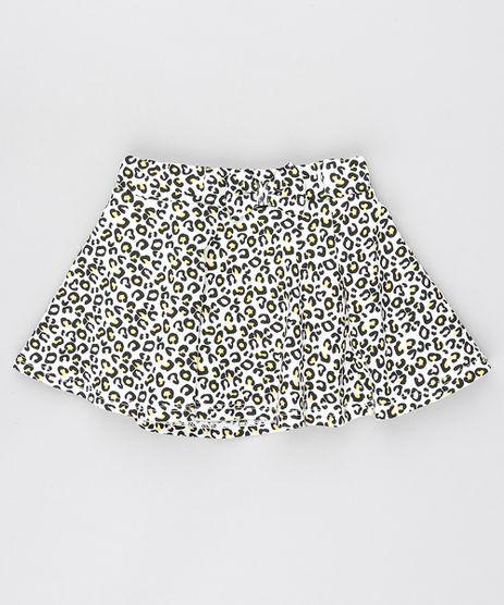 Short-Saia-Infantil-Estampado-Animal-Print-com-Laco-Bege-Claro-9556542-Bege_Claro_1