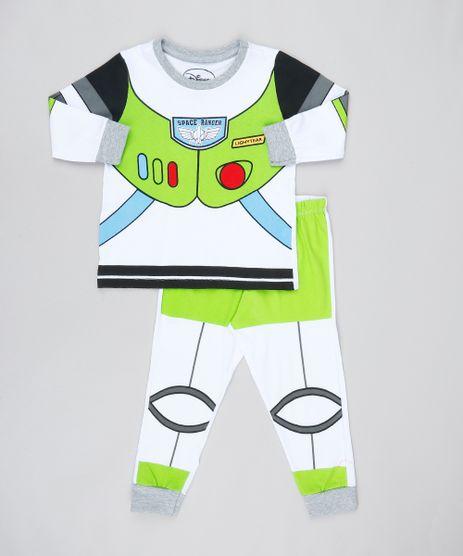 5e5e90f3a Pijama-Infantil-Buzz-Lighytear-Toy-Story-Manga-Longa-