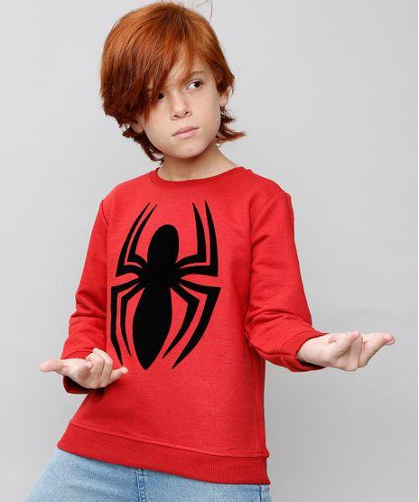Blusao-Infantil-Homem-Aranha-em-Moletom-Vermelho-9567411-Vermelho_1