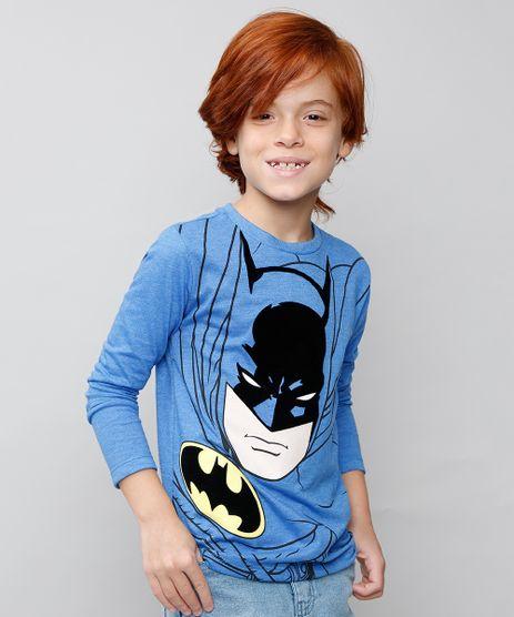 Camiseta-Infantil-Batman-Manga-Longa-Azul-9534041-Azul_1
