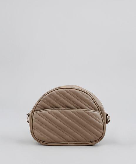 Bolsa-Feminina-Transversal-Pequena-com-Matelasse-Kaki-9484648-Kaki_1