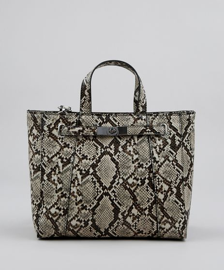Bolsa-Feminina-Tote-Media-Croco-Estampada-Animal-Print-Kaki-9483476-Kaki_1