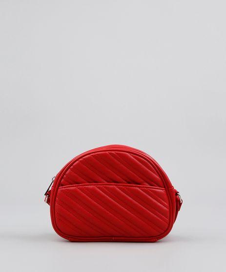 Bolsa-Feminina-Transversal-Pequena-com-Matelasse-Vermelha-9484648-Vermelho_1
