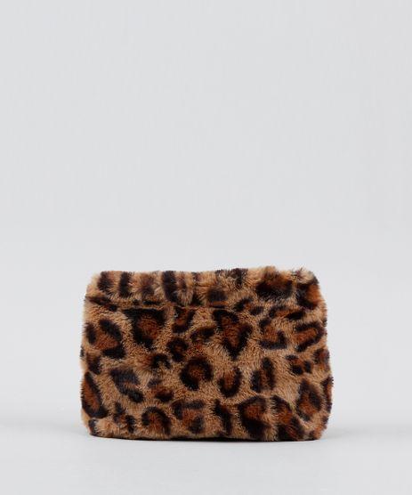 94899f5d5be Bolsa-Feminina-Transversal-Pequena-Estampada-Animal-Print-em-