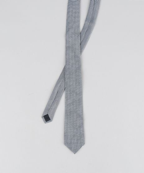 Gravata-Masculina-em-Jacquard-Quadriculada-Off-White-8359983-Off_White_1