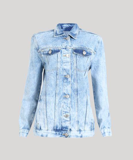 Jaqueta-Jeans-Feminina-Mindset-com-Bolsos-Azul-Claro-9642627-Azul_Claro_5