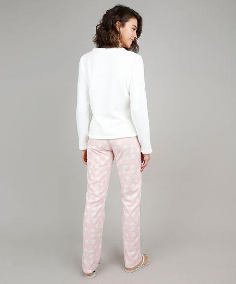 562207834c0387 Pijama-Feminino-Fleece em promoção - Compre Online - Melhores Preços ...