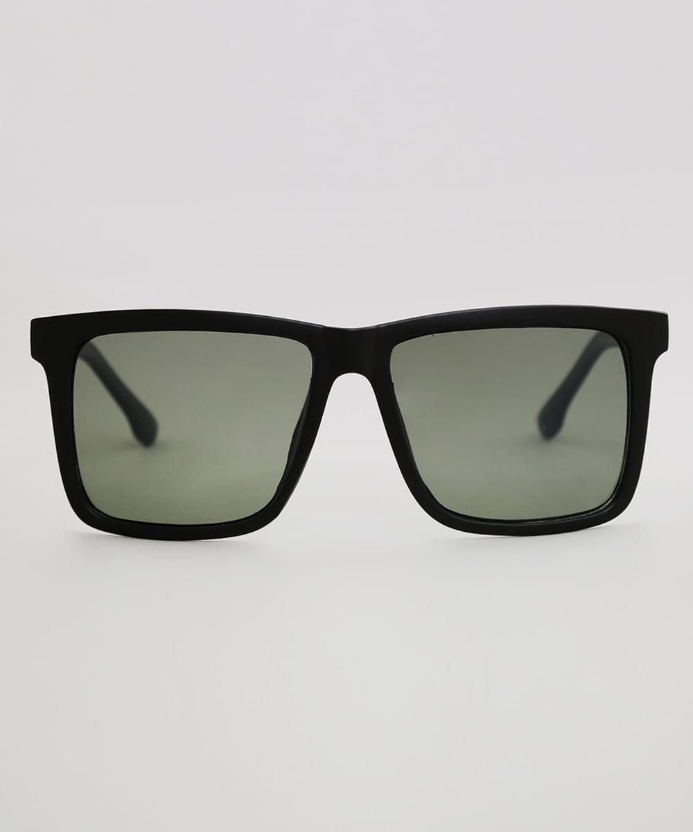850182294 ... Oculos-de-Sol-Quadrado-Masculino-Preto-9617122-Preto_1