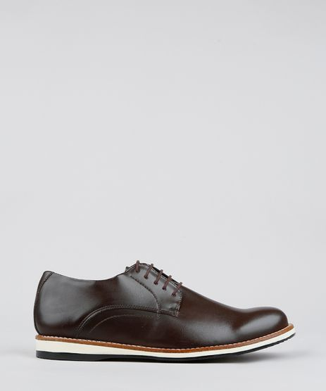 Sapato-Masculino-com-Cadarco-Marrom-9355991-Marrom_1