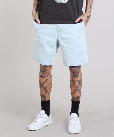 Bermuda-Jeans-Masculina-Reta-com-Bolsos-Azul-Claro-9578295-Azul_Claro_1