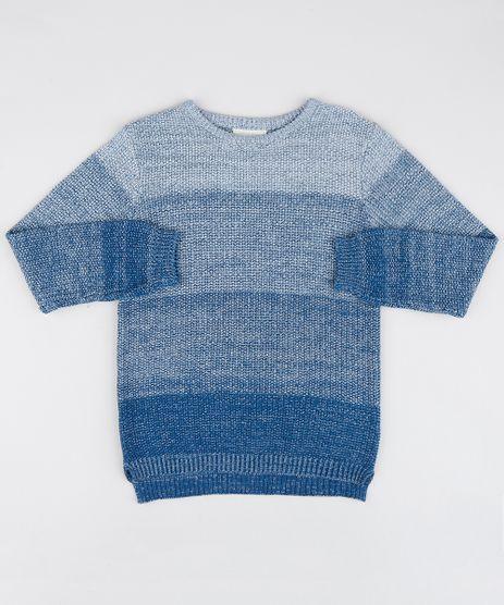 Sueter-Infantil-em-Trico--Azul-9368830-Azul_1