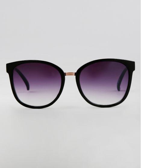c8d961eb8 Oculos-de-Sol-Redondo-Feminino-Oneself-Preto-9617113- ...