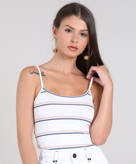 Regata-Feminina-Basica-Listrada-com-Alca-Fina-Off-White-9230322-Off_White_1_1