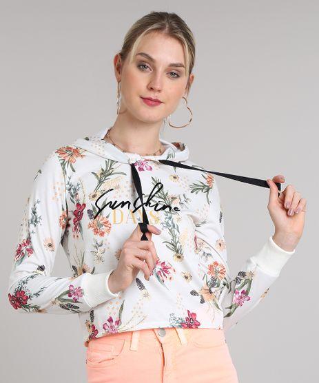 Blusao-Feminino-Estampado-Floral-em-Moletom-com-Capuz-Off-White-9574971-Off_White_1