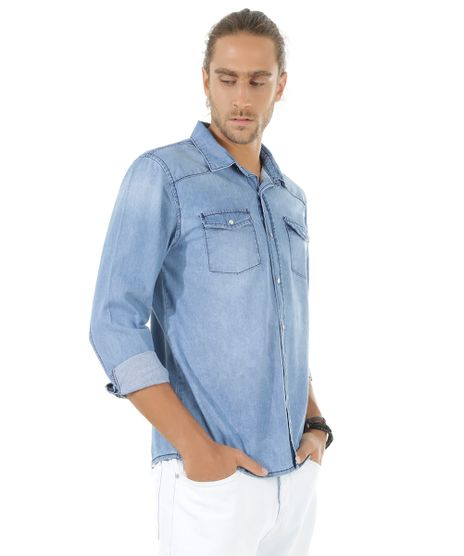 ac85d796eb Jeans em Moda Masculina - Camisas – ceacollections