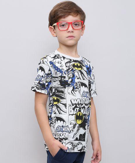 Camiseta-Infantil-Batman-Estampada-Manga-Curta-Gola-Careca-Cinza-Mescla-Claro-9535223-Cinza_Mescla_Claro_1