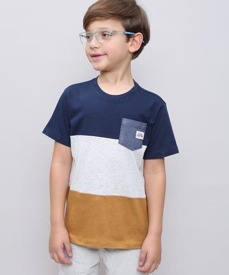 Camiseta-Infantil-Listrada-com-Bolso-Manga-Curta-Azul-Marinho-9526809-Azul_Marinho_1
