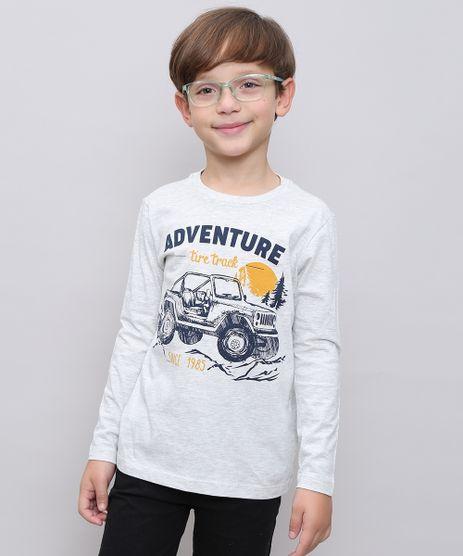 Camiseta-Infantil--Adventure--Manga-Longa-Cinza-Mescla-Claro-9526177-Cinza_Mescla_Claro_1