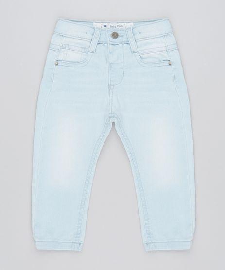 Calca-Jeans-Infantil-com-Bolsos-Azul-Claro-9209760-Azul_Claro_1