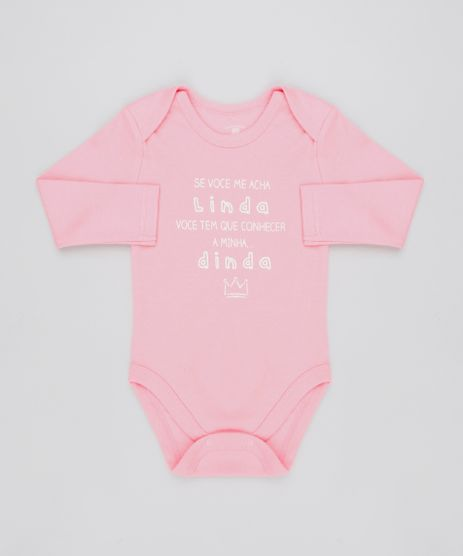 Body-Infantil--Linda--Manga-Longa-Decote-Redondo-Rosa-9443100-Rosa_1