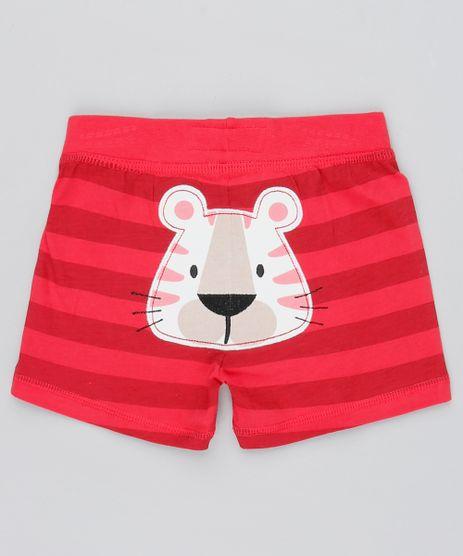 Short-Infantil-Tigre-Listrado-Vermelho-9445931-Vermelho_1