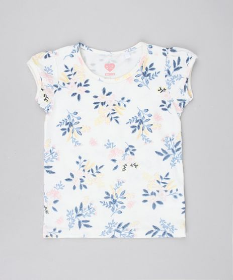 Blusa-Infantil-Estampada-Floral-Manga-Curta-Decote-Redondo-Off-White-9556288-Off_White_1