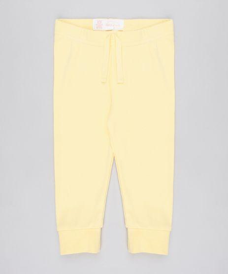 Calca-Infantil-Basica-Amarela-9448760-Amarelo_1