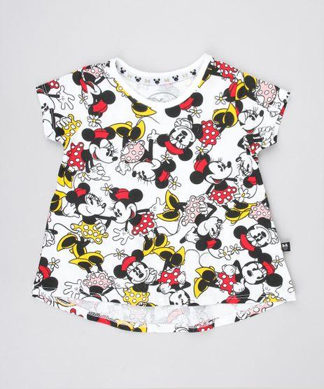 Blusa-Infantil-Minnie-Estampada-Manga-Curta-Decote-Redondo-Off-White-9549210-Off_White_1