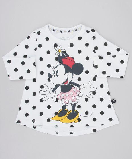 Blusa-Infantil-Minnie-Estampada-de-Poa-Manga-Longa-Decote-Redondo-Off-White-9549215-Off_White_1