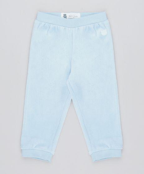 Calca-Infantil-Basica-em-Plush-Azul-Claro-9195566-Azul_Claro_1