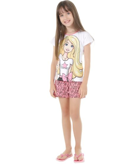 Pijama-Barbie-Branco-8533678-Branco_1