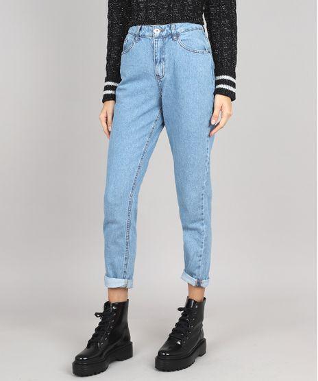 Calca-Jeans-Feminina-Mom-Azul-Claro-9204362-Azul_Medio_1