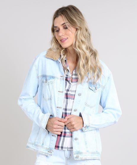 Jaqueta-Jeans-Feminina-com-Pelo-Removivel-Azul-Claro-9589538-Azul_Claro_1