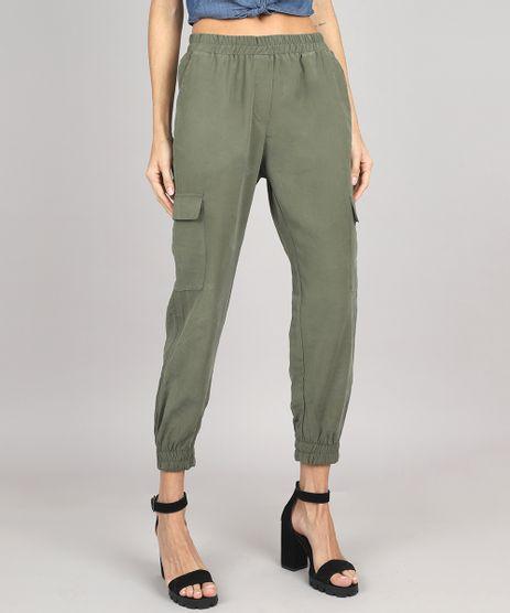Calca-Feminina-Jogger-Cargo-Verde-Militar-9452005-Verde_Militar_1
