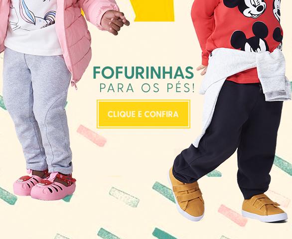 Banner Carrossel - Fofurinhas para os pés