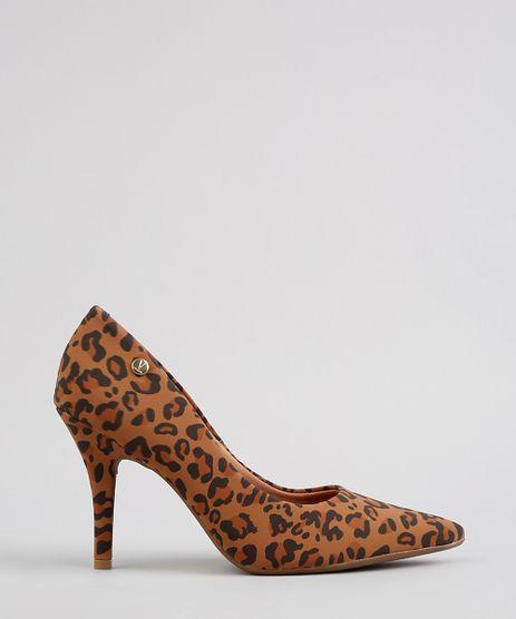 Scarpin-Feminino-Vizzano-Estampado-Animal-Print-Bico-Fino-Caramelo-9608720-Caramelo_1