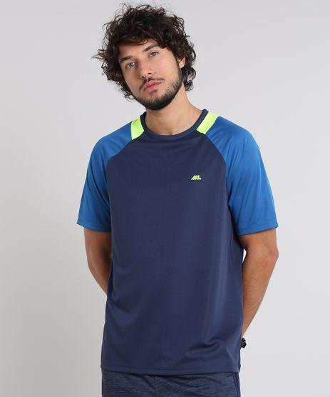 Camiseta-Masculina-Esportiva-Ace-com-Recorte-Manga-Curta-Raglan-Gola-Careca-Azul-Marinho-9525573-Azul_Marinho_1