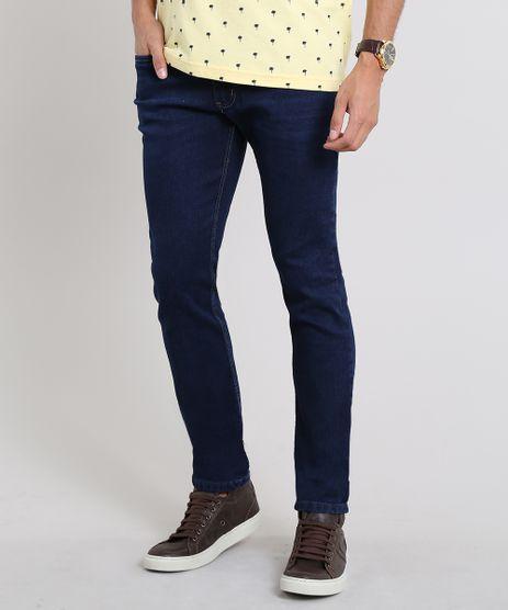 Calca-Jeans-Masculina-Slim-Azul-Escuro-9571860-Azul_Escuro_1