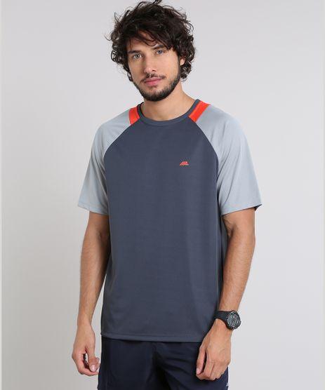 Camiseta-Masculina-Esportiva-Ace-com-Recorte-Manga-Curta-Raglan-Gola-Careca-Chumbo-9525573-Chumbo_1