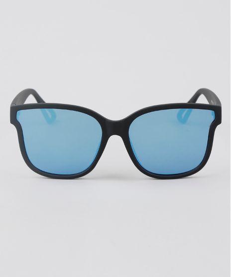 Oculos-de-Sol-Quadrado-Unissex-Oneself-Preto-9590130-Preto_1