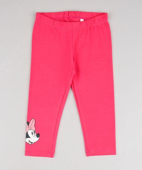 Calca-Legging-Infantil-Minnie-Rosa-Escuro-9577619-Rosa_Escuro_1