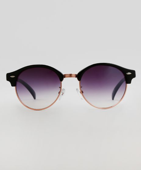 Oculos-de-Sol-Redondo-Feminino-Oneself-Preto-9617110-Preto_1